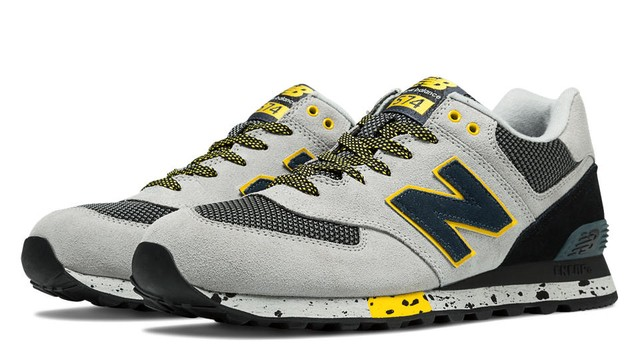Zapatillas New Balance ML 574 AT Lifestyle Exclusivo 90 Pack - tienda online