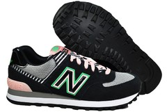 Zapatillas New Balance  De Mujer WL 574 BFK Lifestyle Palm Springs Pack - PegasoPatagonia