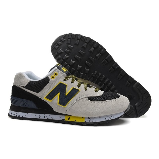 Imagen de Zapatillas New Balance ML 574 AT Lifestyle Exclusivo 90 Pack
