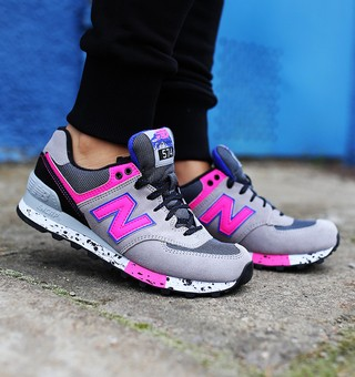 Zapatillas New Balance De Mujer WL 574 OGP Lifestyle Outdoor Pack