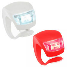 Set de 2 Luces para Bicicleta Led Ultra Brillante - comprar online