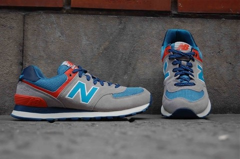 Zapatillas New Balance ML 574 SOE Hombre Exclusive Out East Pack - PegasoPatagonia