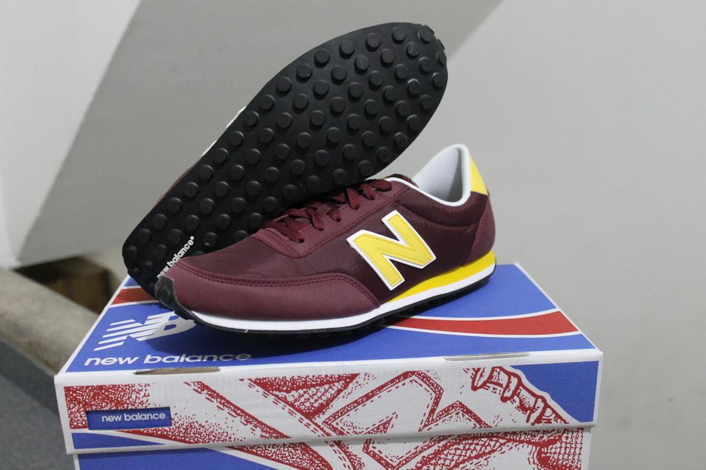 Clásicas Hombre New Balance Zapatillas NYB 410 U qFSHE