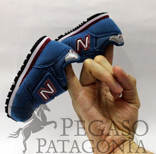 zapatillas niño 25 new balance