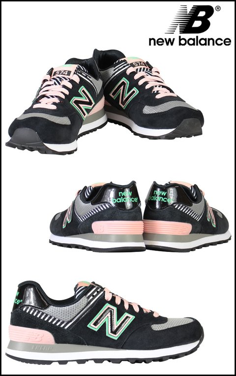 Zapatillas New Balance  De Mujer WL 574 BFK Lifestyle Palm Springs Pack - tienda online
