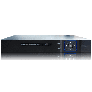 DVR AHD + ANALOGICO P2P H.264 dual stream, 4 Videos, 1 Audio, Stand Alone