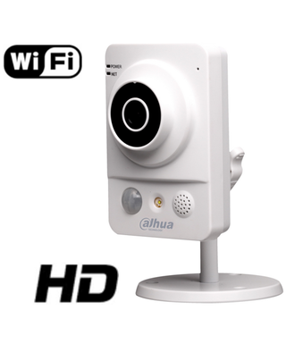 Camara IP Interior WIFI HD 720p 1MP P2P - Dahua IPC-KW12W