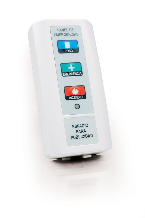 Panel de emergencias con comunicador Contact ID para monitoreo. Alonso - BL-300