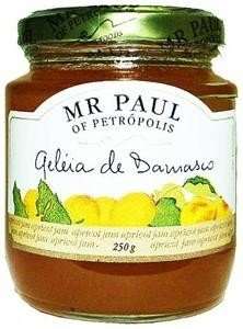 Geleia Artesanal de Damasco Mr. Paul 250g