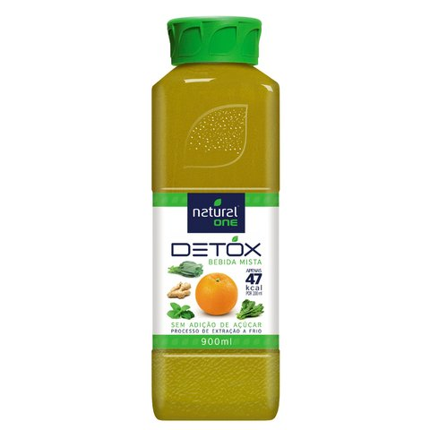 Suco Natural One Detox Laranja 900ml