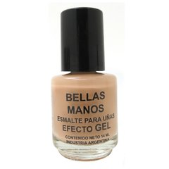 Esmalte Gel Sin Cabina N°117 x 14 ml - Bellas Manos