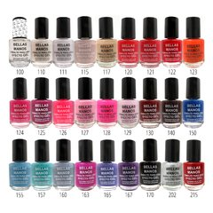 Esmalte Gel Sin Cabina Top Coat N°100 x 14 ml - Bellas Manos en internet
