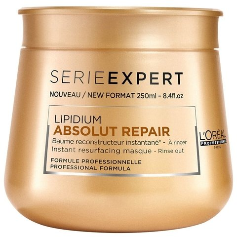 Máscara Absolut Repair Lipidium - Loreal Professionnel