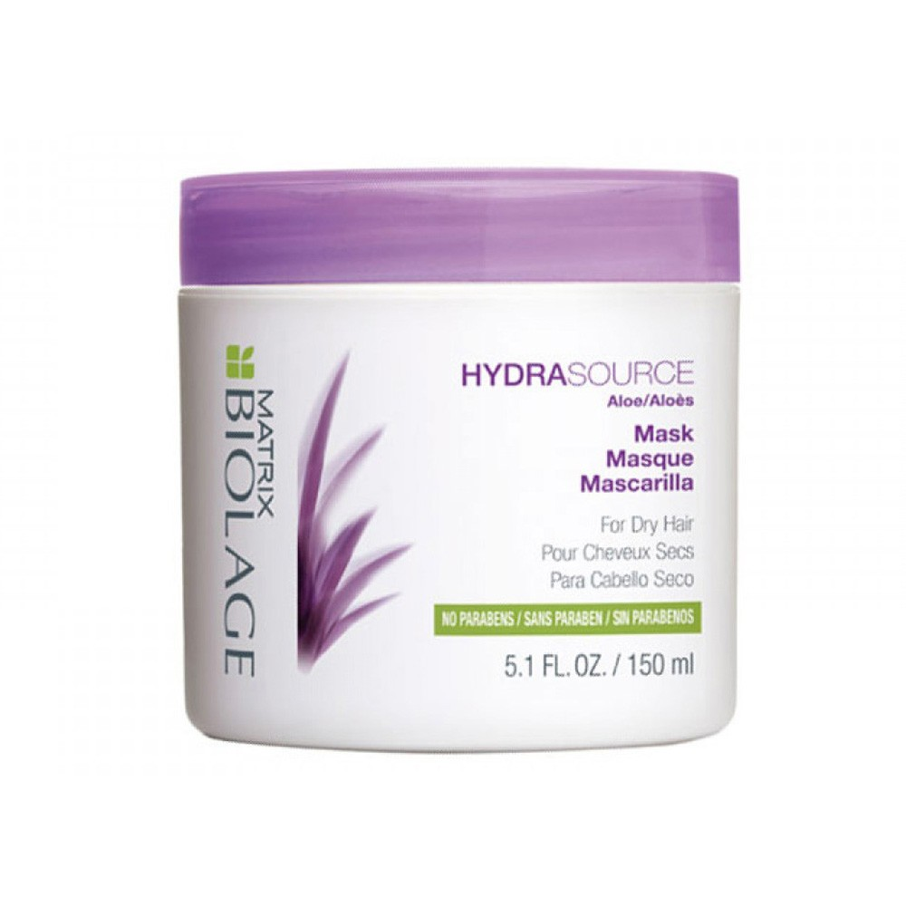 Máscara Capilar Biolage Hydrasource - Matrix en internet
