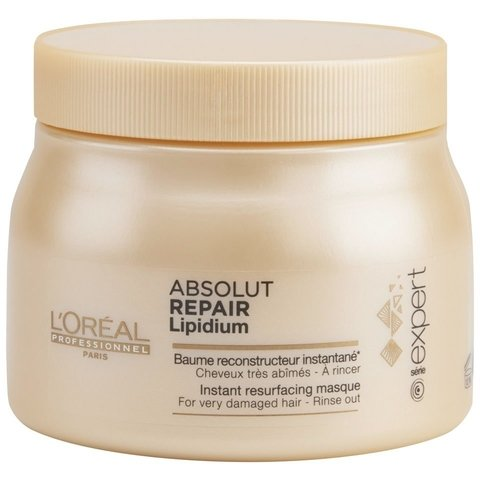 Máscara Absolut Repair Lipidium - Loreal Professionnel - comprar online