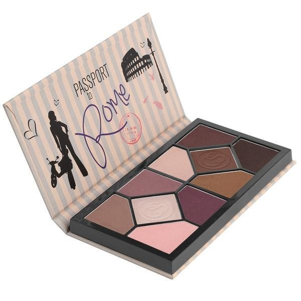 Coastal Scents Passport Palette Rome