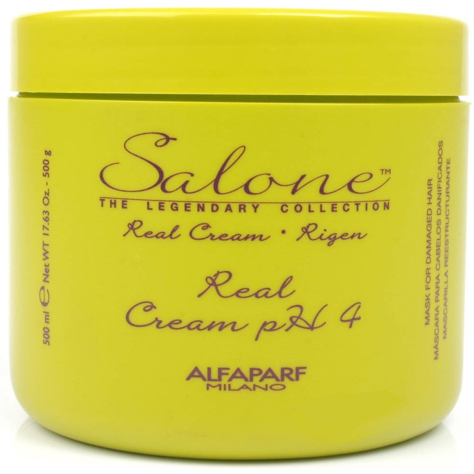 Tratamiento Real Cream Salone Legendary X 500 Gr. - Alfaparf