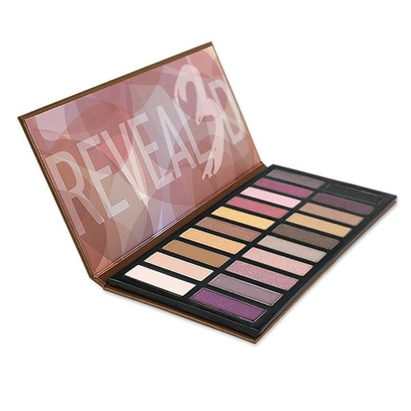 Coastal Scents Revealed 3 Palette - 20 Eye Shadow Colors