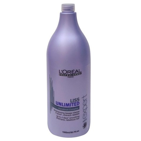 Shampoo Liss Unlimited - Loreal - comprar online