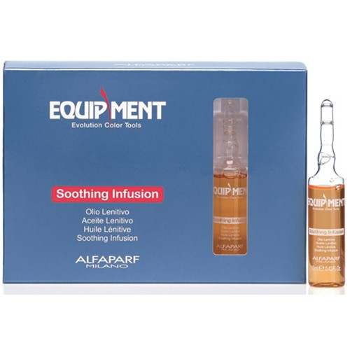 Ampollas Soothing Infusion Equipment 12 Unid. X 15 Ml - Alfaparf
