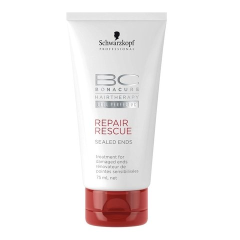 Tratamiento Puntas Selladas Repair Rescue X 75 Ml Bonacure - Schwarzkopf