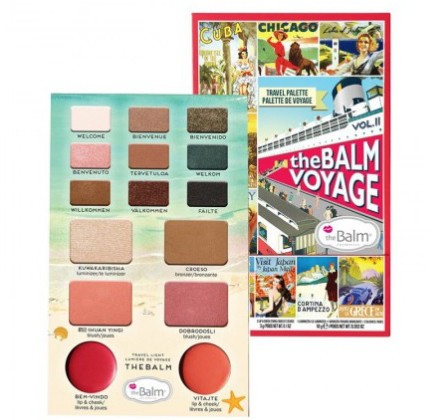 Voyage Vol. 2 Travel Palette - The Balm