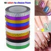 Cinta deco zig zag striping tape