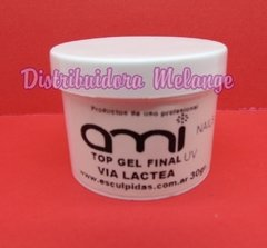 Top gel final VIA LACTEA Ami nails x 30 gr