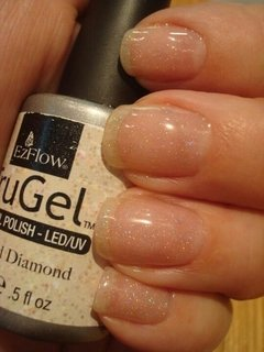Esmalte Crushed Diamond Ezflow semi permanente Trugel x 14 ml - Importado de USA - Excelente calidad en internet