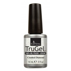 Esmalte Crushed Diamond Ezflow semi permanente Trugel x 14 ml - Importado de USA - Excelente calidad - comprar online