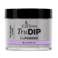 Polvo Trudip The snuggle is real x 56 gr - Color gris - Sistema Dipping - Ezflow - Origen USA - Art. 67362