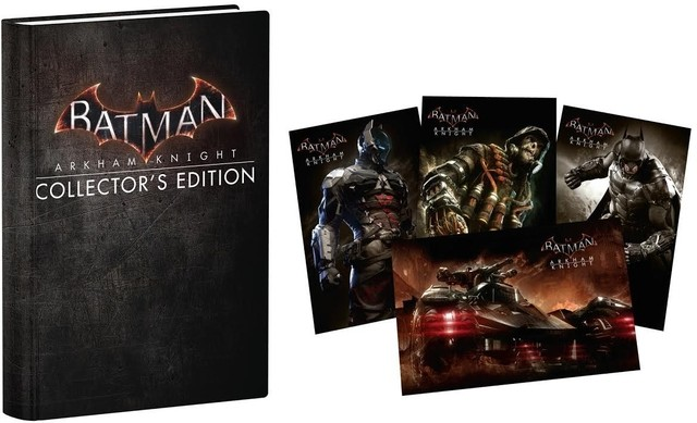 Libro: Batman: Arkham Knight Collector's Edition - comprar online