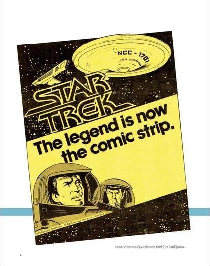 Libro: Star Trek: The Newspaper Strip The Complete Comics 1979 -1981 - comprar online