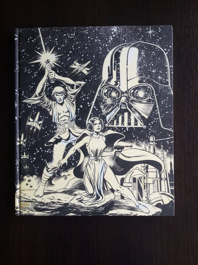 Libro de saldo: Star Wars Art - Comics en internet