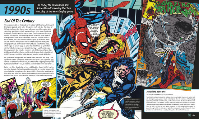 Libro: Spider-man Chronicle: Celebrating 50 YEARS of Web-slinging en internet