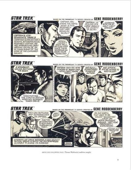 Libro: Star Trek: The Newspaper Strip The Complete Comics 1979 -1981 - Vanguardia Libros