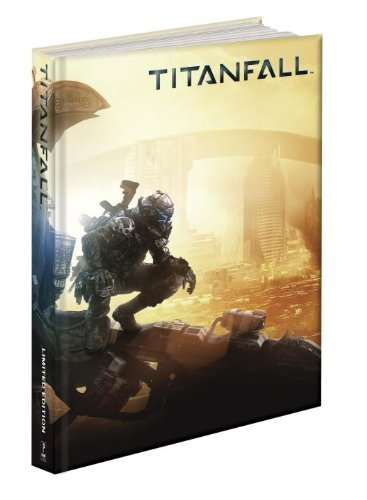 Libro: Titanfall Limited Edition: Prima Official Game Guide