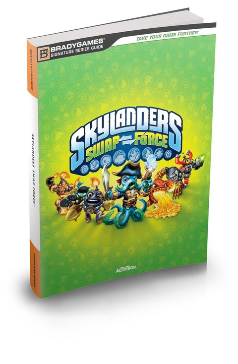Libro: Skylanders SWAP Force Signature Series Strategy Guide