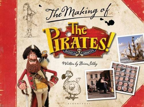 Libro: The Making of The Pirates! Band of Misfits