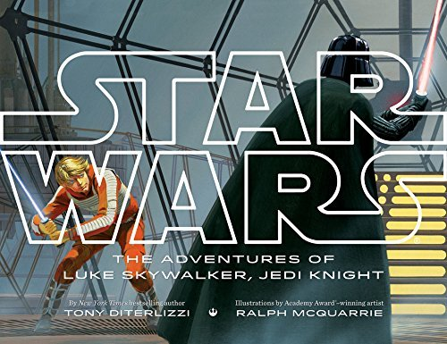 Libro: Star Wars The Adventures of Luke Skywalker, Jedi Knight