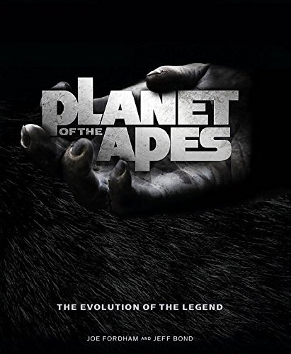 Libro: Planet of the Apes: The Evolution of the Legend