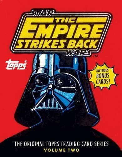 Libro: Star Wars: The Empire Strikes Back: The Original Topps Trading Card Series, Volume Two (Topps Star Wars)