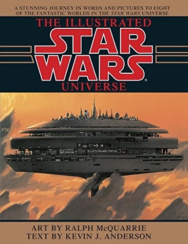 Libro: The Illustrated Star Wars Universe