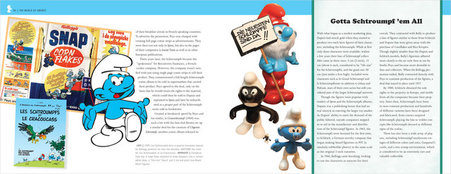 Libro: The World of Smurfs: A Celebration of Tiny Blue Proportions - tienda online