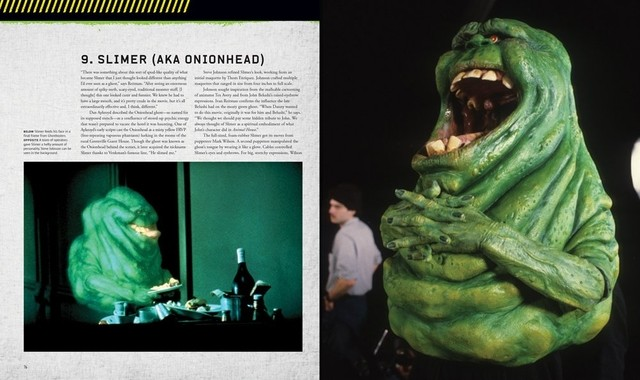 Libro: Ghostbusters - The Ultimate Visual History - tienda online