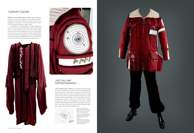 Libro: Star Trek: Costumes: Five Decades of Fashion from the Final Frontier en internet
