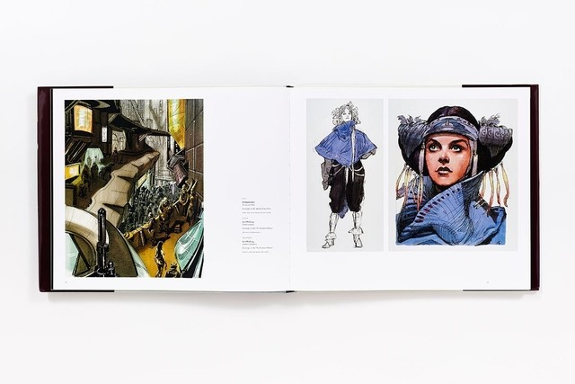 Libro: Star Wars Art: Concepts (Star Wars Art Series) - Vanguardia Libros