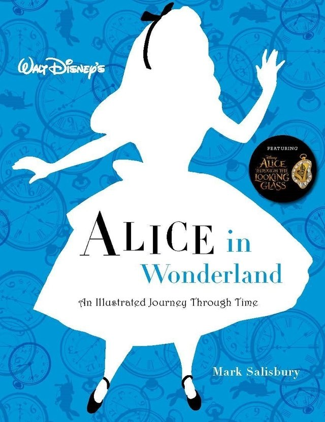 Libro: Walt Disney's Alice in Wonderland: An Illustrated Journey Through Time (Disney Editions Deluxe)