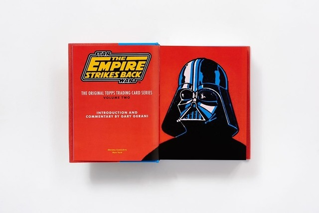 Libro: Star Wars: The Empire Strikes Back: The Original Topps Trading Card Series, Volume Two (Topps Star Wars) en internet