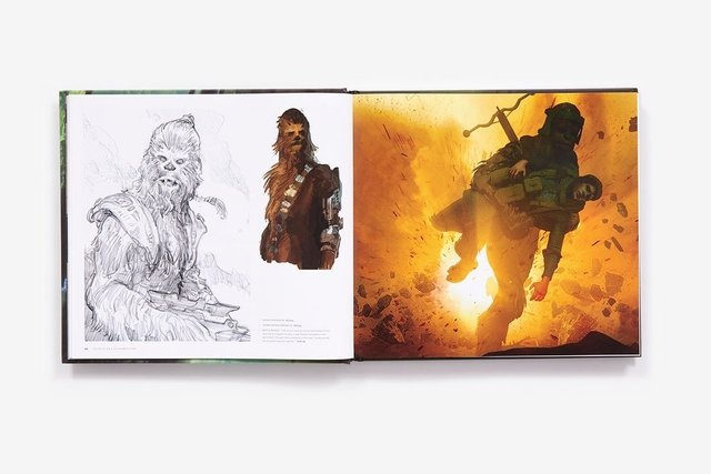 Libro: Art of Solo - A Star Wars Story - comprar online